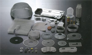 Air filter, oil filter